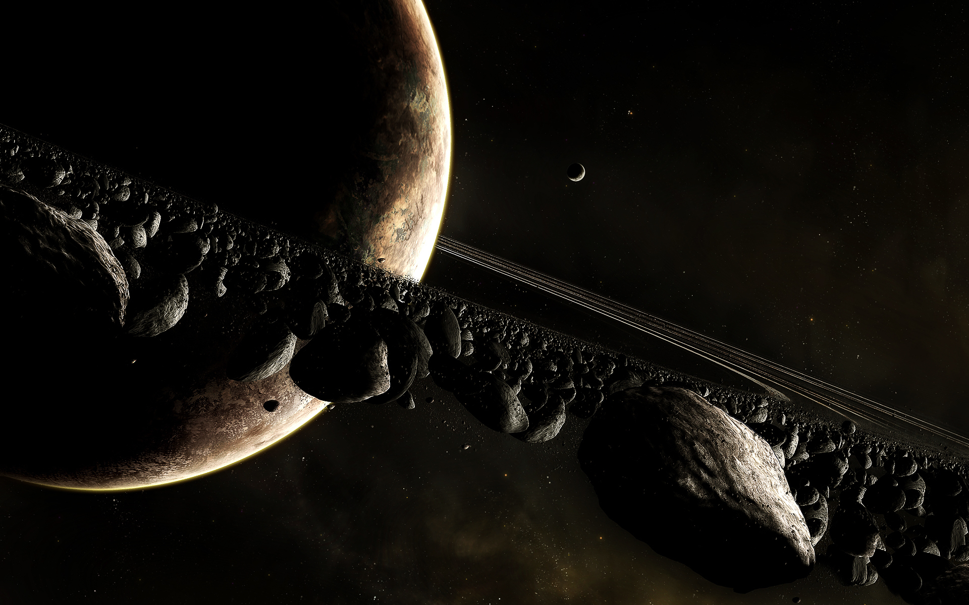 the surface of asteroid belts pictures - photo #34