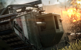 BattleField 1 Tanks