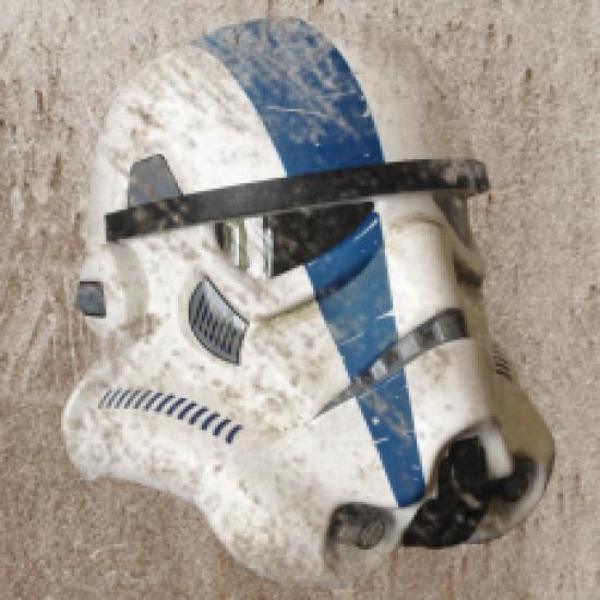 Storm Trooper Modeling